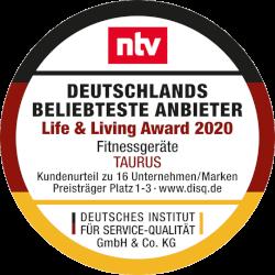 cardiostrong und Taurus Life & Living Award 2020