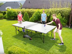 Outdoor-Tischtennisplatte für den Garten
