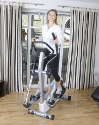 Cardio training efficace col cardiostrong Crosstrainer EX40