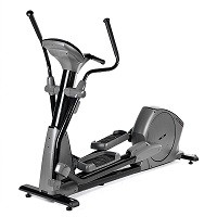 Train your stamina joint-gentle with the Taurus commercial elliptical cross trainer 10.5 Pro
