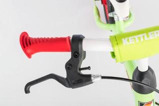 Laufrad mit Handbremse