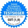 Eksempel: Testsegl Fit for Fun