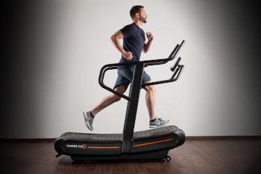 Taurus Run X Curved Treadmill