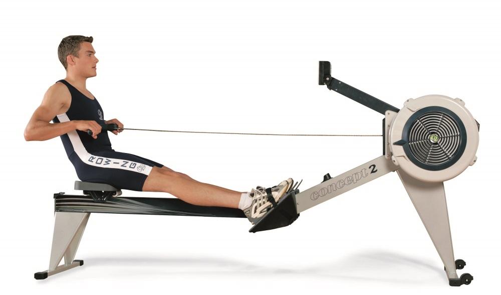 concept2 indoor rower in professionellen fitnessr sport. Black Bedroom Furniture Sets. Home Design Ideas