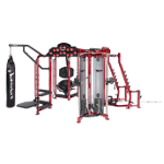 Hoist Motioncage: die Functional Training Area im Fitness-Studio