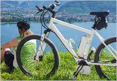 E-Bike Rahmenhöhe