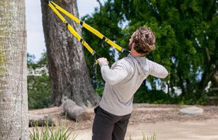 Sling Trainer / Sling training