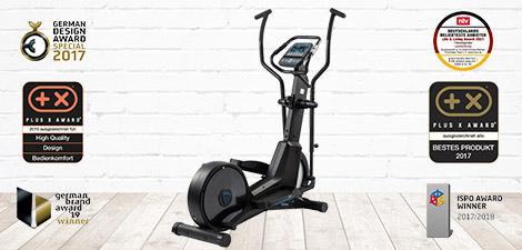 cardiostrong elliptical cross trainer EX60
