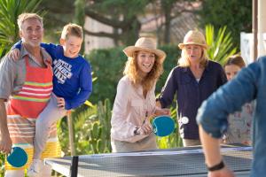 Tischtennis - Spaß für die Freunde und Familie