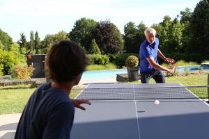 Outdoor-Tischtennisplatte - Spielspaß im Freien