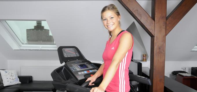 Laufband zu Hause - darum lohnt sich Indoor-Training